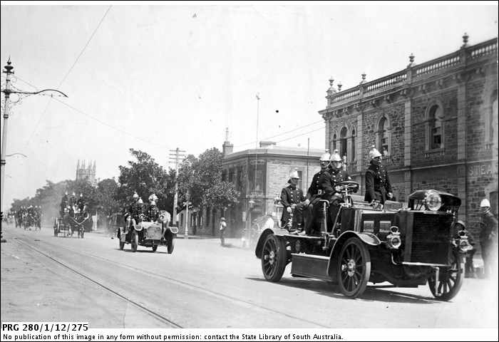 PRG280_1_12_275_SA_Fire_Brigade_in_Adelaide