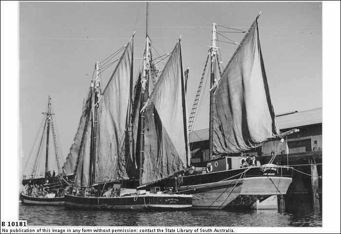 B10181_ketches_Port_Adelaide
