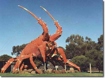 The Big Lobster - b68739
