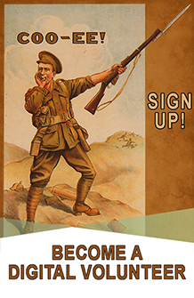 Cooee South Australia - Become a digital volunteer
