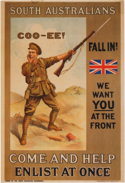 Coo-ee recruitment poster_GRG32_16_7