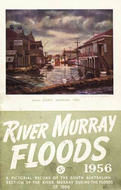 River Murray Floods 1956 Cover