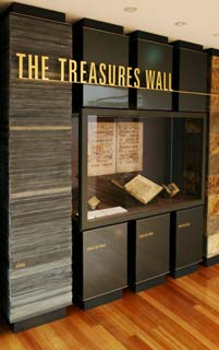 The Treasures Wall image